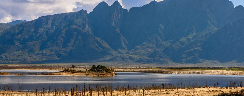 Analysis of Western Cape dam levels